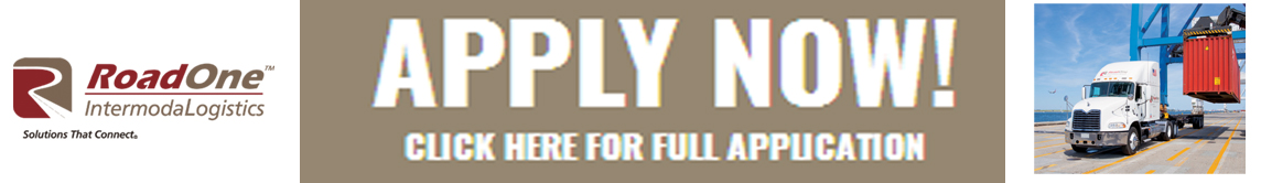 Road One Logistics Apply Now
