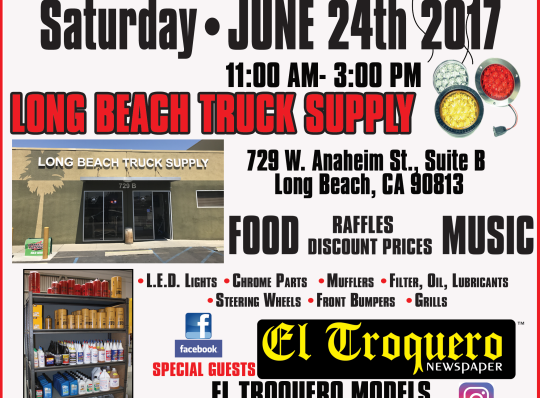 Customer Appreciation Saturday June 24