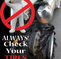Aprende a darle mantenimiento adecuado a tus llantas