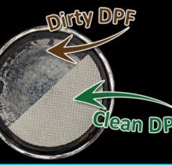 DPF CLEANING, REPAIR AND MAINTENANCE