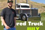 Featured Trucker of the Month