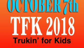 Truckin' for Kids 2018