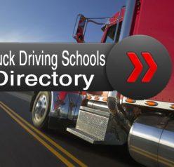 Truck Driving Shools  Directory – Directorio de Escuelas de Manejo